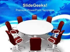 Conference Room Business PowerPoint Templates And PowerPoint Themes 0912