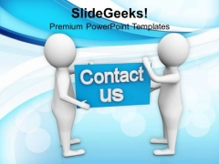 Contact Us Through Emails PowerPoint Templates Ppt Backgrounds For Slides 0713