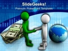 Contract Signed Global Business PowerPoint Templates Ppt Backgrounds For Slides 0513