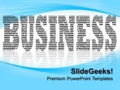 Corporate Business PowerPoint Templates And PowerPoint Themes 0612