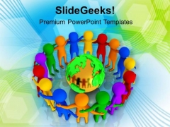 Create A Team Full With Diversity PowerPoint Templates Ppt Backgrounds For Slides 0613