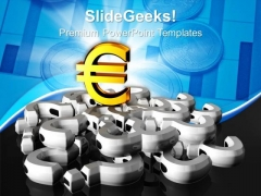 Crisis Euro Finance PowerPoint Templates And PowerPoint Themes 0912