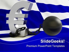Crisis Greece Finance PowerPoint Templates And PowerPoint Backgrounds 0611