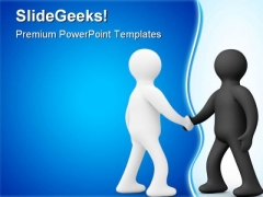 Deal01 Business PowerPoint Templates And PowerPoint Backgrounds 0811