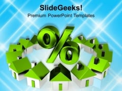 Discount In Prices Real Estate PowerPoint Templates Ppt Backgrounds For Slides 1212