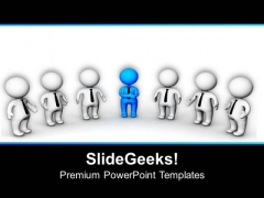 Discuss The Business Matter With Clients PowerPoint Templates Ppt Backgrounds For Slides 0613
