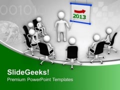 Discuss The Business Plans PowerPoint Templates Ppt Backgrounds For Slides 0513