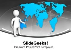 Discussion On Global Issues And Topics PowerPoint Templates Ppt Backgrounds For Slides 0613