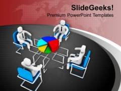 Discussion On Statistical Business PowerPoint Templates Ppt Backgrounds For Slides 0213