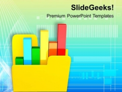Display Your Business Results Online PowerPoint Templates Ppt Backgrounds For Slides 0713