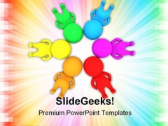 Diversity People Global PowerPoint Themes And PowerPoint Slides 0411