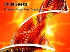 Dna Medical PowerPoint Backgrounds And Templates 1210