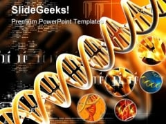 Dna Medical PowerPoint Templates And PowerPoint Backgrounds 0211