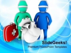 Do The Heart Surgery PowerPoint Templates Ppt Backgrounds For Slides 0813