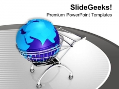 Do The Shopping Of Internaional Brands PowerPoint Templates Ppt Backgrounds For Slides 0513