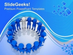 Do The Work With Team PowerPoint Templates Ppt Backgrounds For Slides 0513