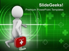 Doctor Is A Life Saver PowerPoint Templates Ppt Backgrounds For Slides 0613