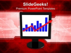 E Business Computer Presentation Success PowerPoint Templates And PowerPoint Themes 1112