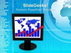 E Business Finance Computer Profit PowerPoint Templates And PowerPoint Themes 1012