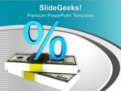 Earn Intreset For Your Money PowerPoint Templates Ppt Backgrounds For Slides 0513