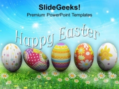 Easter Festival PowerPoint Templates Ppt Backgrounds For Slides 0313