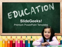 Education Children PowerPoint Templates And PowerPoint Themes 0812