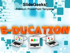 Education Success PowerPoint Templates And PowerPoint Themes 0912