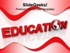 Education Word Global PowerPoint Templates And PowerPoint Themes 1012