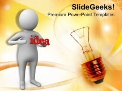 Emerging New Ideas Business Innovation PowerPoint Templates Ppt Backgrounds For Slides 0513