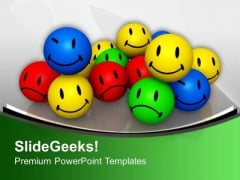 Emotion Icons Smiley PowerPoint Templates And PowerPoint Themes 1012
