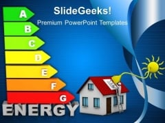 Energy Efficiency Concept Environment PowerPoint Templates And PowerPoint Themes 1012