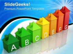 Energy Efficiency Environment PowerPoint Templates And PowerPoint Themes 0812