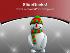 Enjoy Winter Season PowerPoint Templates Ppt Backgrounds For Slides 0613
