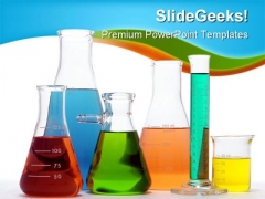 Equipment At Research Science PowerPoint Templates And PowerPoint Backgrounds 0611