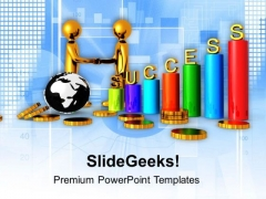 Evolve New Relation For Money And Business PowerPoint Templates Ppt Backgrounds For Slides 0513