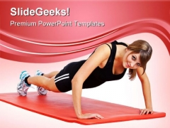 Exercise01 Health PowerPoint Themes And PowerPoint Slides 0411