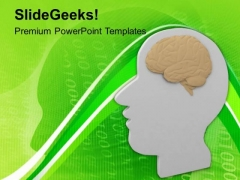 Explore Your Brain And Mind PowerPoint Templates Ppt Backgrounds For Slides 0713