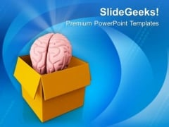Explore Your Minnd With Creative Thinking PowerPoint Templates Ppt Backgrounds For Slides 0713