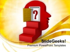 Explore Your Potential Mind PowerPoint Templates Ppt Backgrounds For Slides 0713