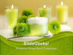 Face Cream Beauty PowerPoint Themes And PowerPoint Slides 0411