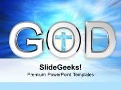 Faith In God Christianity PowerPoint Templates Ppt Backgrounds For Slides 1112