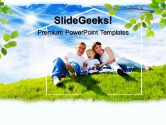 Family Holidays PowerPoint Templates And PowerPoint Themes 0512