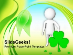 Feast Of St Patrick Holiday PowerPoint Templates Ppt Backgrounds For Slides 0313