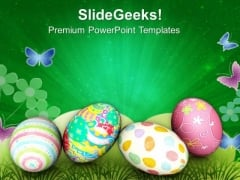 Festival Of Rejuvenation Of Life Easter Day PowerPoint Templates Ppt Backgrounds For Slides 0313