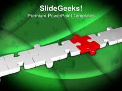 Fill The Gap Of Bridge For Better Growth PowerPoint Templates Ppt Backgrounds For Slides 0513