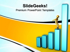 Financial Growth And Performance Success PowerPoint Templates And PowerPoint Themes 0712
