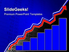 Financial Growth Business PowerPoint Templates And PowerPoint Backgrounds 0711