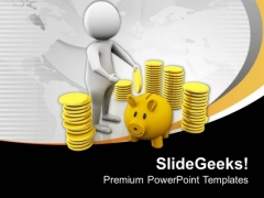 Financial Planning For Future Purpose PowerPoint Templates Ppt Backgrounds For Slides 0613