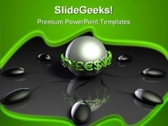 Financial System Global PowerPoint Themes And PowerPoint Slides 0511