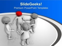 Find A Masterminds Of Business PowerPoint Templates Ppt Backgrounds For Slides 0613